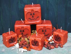Jackolantern Candles
